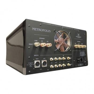 SYNTHESIS METROPOLIS NYC175I AMPLIFICATORE INTEGRATO A VALVOLE GARANZIA UFFICIALE