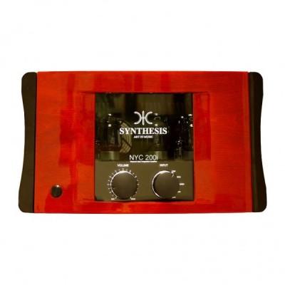 SYNTHESIS METROPOLIS NYC200I AMPLIFICATORE INTEGRATO A VALVOLE GARANZIA UFFICIALE
