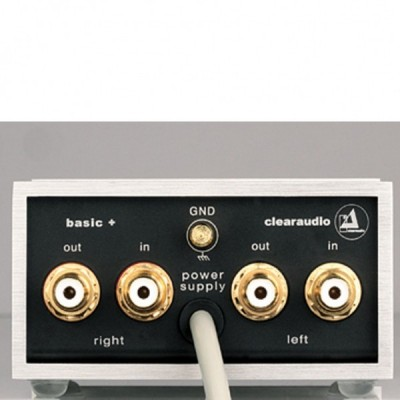 CLEARAUDIO BASIC PLUS MM/MC EL018 PREAMPLIFICATORE MM/MC GARANZIA UFFICIALE