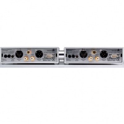 CLEARAUDIO SILVER-G REFERENCE BALANCED PHONOSTAGE EL015 GARANZIA UFFICIALE