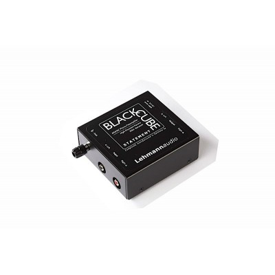 Lehmann Audio Black Cube Statement PREAMPLIFICATORE PHONO MM/MC GARANZIA UFFICIALE