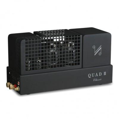 QUAD II-CLASSIC LANCASTER GREY FINALE DI POTENZA VALVOLARE NUOVO GARANZIA UFFICIALE