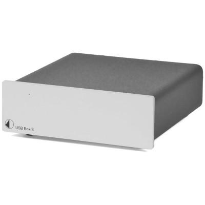 PRO JECT USB BOX S SILVER CONVERTITORE D/A GARANZIA UFFICIALE