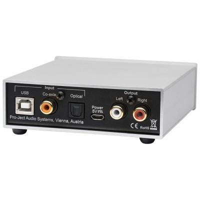 PRO JECT HEAD BOXS2 DIGITAL AMPLIFICATORE PER CUFFIE GARANZIA UFFICIALE