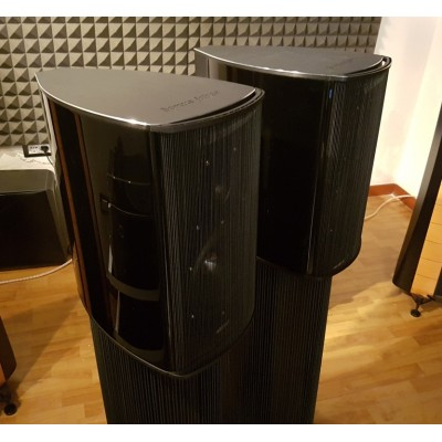 SONUS FABER GUARNERI EVOLUTION PIANO BLACK + STAND DEMO CON GARANZIA UFFICIALE