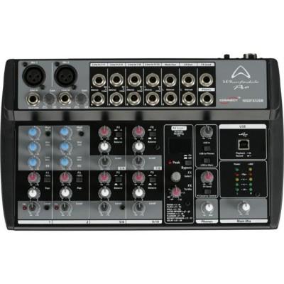 WHARFEDALE PRO CONNECT 1002 FX USB MIXER 10 CANALI DJ NUOVO GARANZIA UFFICIALE
