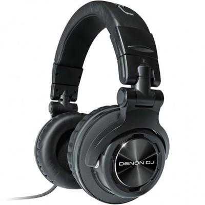 DENON DJ HP 1100 CUFFIA PER DJ STEREO NUOVO GARANZIA UFFICIALE