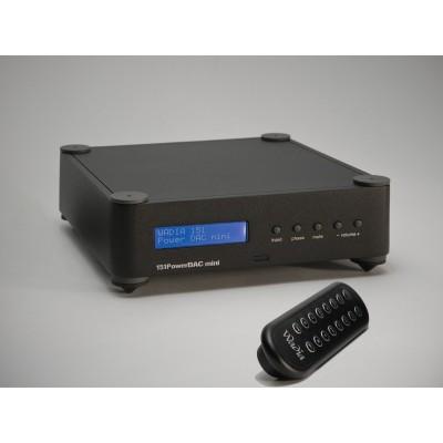 WADIA 151 POWER DAC MINI BLACK AMPLIFICATORE INTEGRATO CON DAC GARANZIA UFFICIALE
