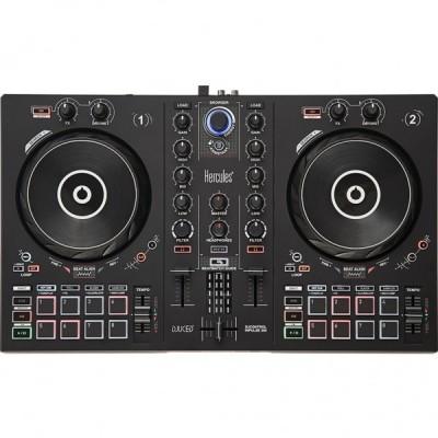 HERCULES DJ CONTROL INPULSE 300 CONTROLLER MIDI USB GARANZIA UFFICIALE