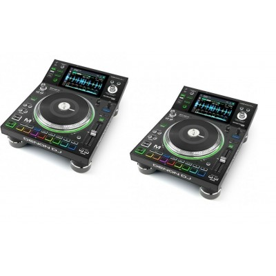 DENON DJ SC 5000 M PRIME 2 MEDIA PLAYER USB SD CARD PROFESSIONALE G. UFFICIALE