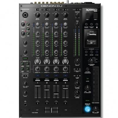 DENON DJ X 1850 PRIME MIXER DIGITALE 4 CANALI GARANZIA UFFICIALE