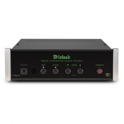MCINTOSH MB 50 STREAMING AUDIO PLAYER GARANZIA UFFICIALE