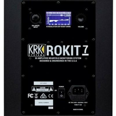 KRK RP 7 G4 DIFFSUORE MONITOR BIAMPLICATO GARANZIA UFFICIALE