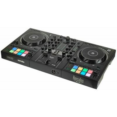 HERCULES DJ CONTROL INPULSE 500 CONTROLLER DIGITALE GARANZIA UFFICIALE