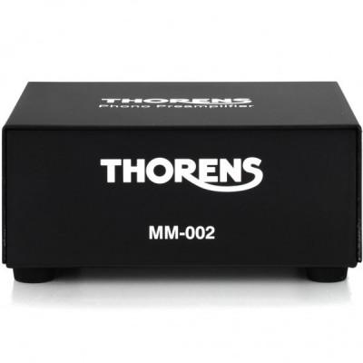 THORENS MM002 BLACK PREAMPLIFICATORE GARANZIA UFFICIALE