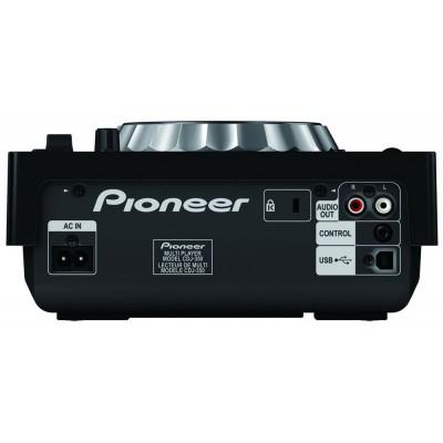 PIONEER CDJ 350-K LETTORE MULTIMEDIALE USB CD NUOVO GARANZIA UFFICIALE